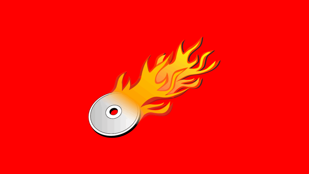 Burn Disc featured image